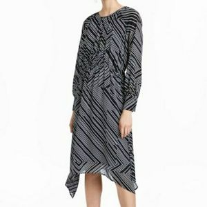 H&M Asymmetric Dress
